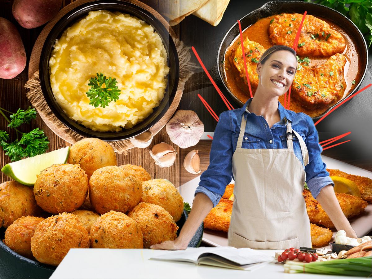 25η Μαρτίου: 5 συνταγές με μπακαλιάρο και σκορδαλιά για να γιορτάσεις στο σπίτι