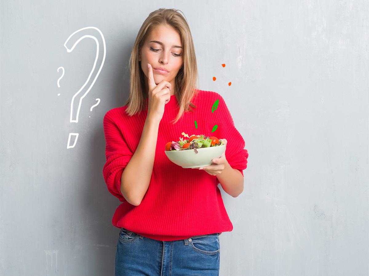 Αδυνάτισμα και σωστή διατροφή: Εσύ ρωτάς και η ειδικός σου απαντά