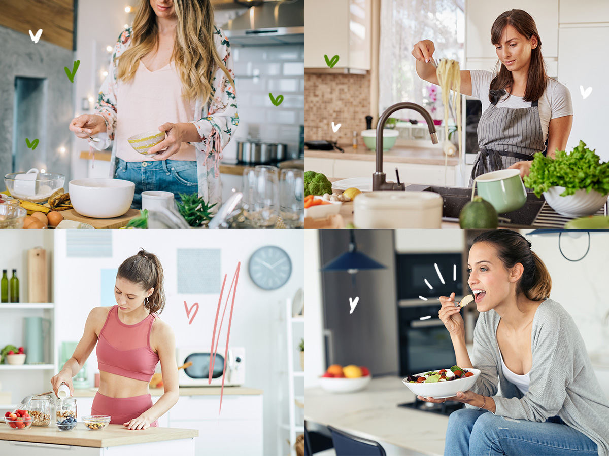 Αδυνάτισμα: 7 έξυπνα τρικς για να μειώσεις τις θερμίδες που καταναλώνεις καθημερινά