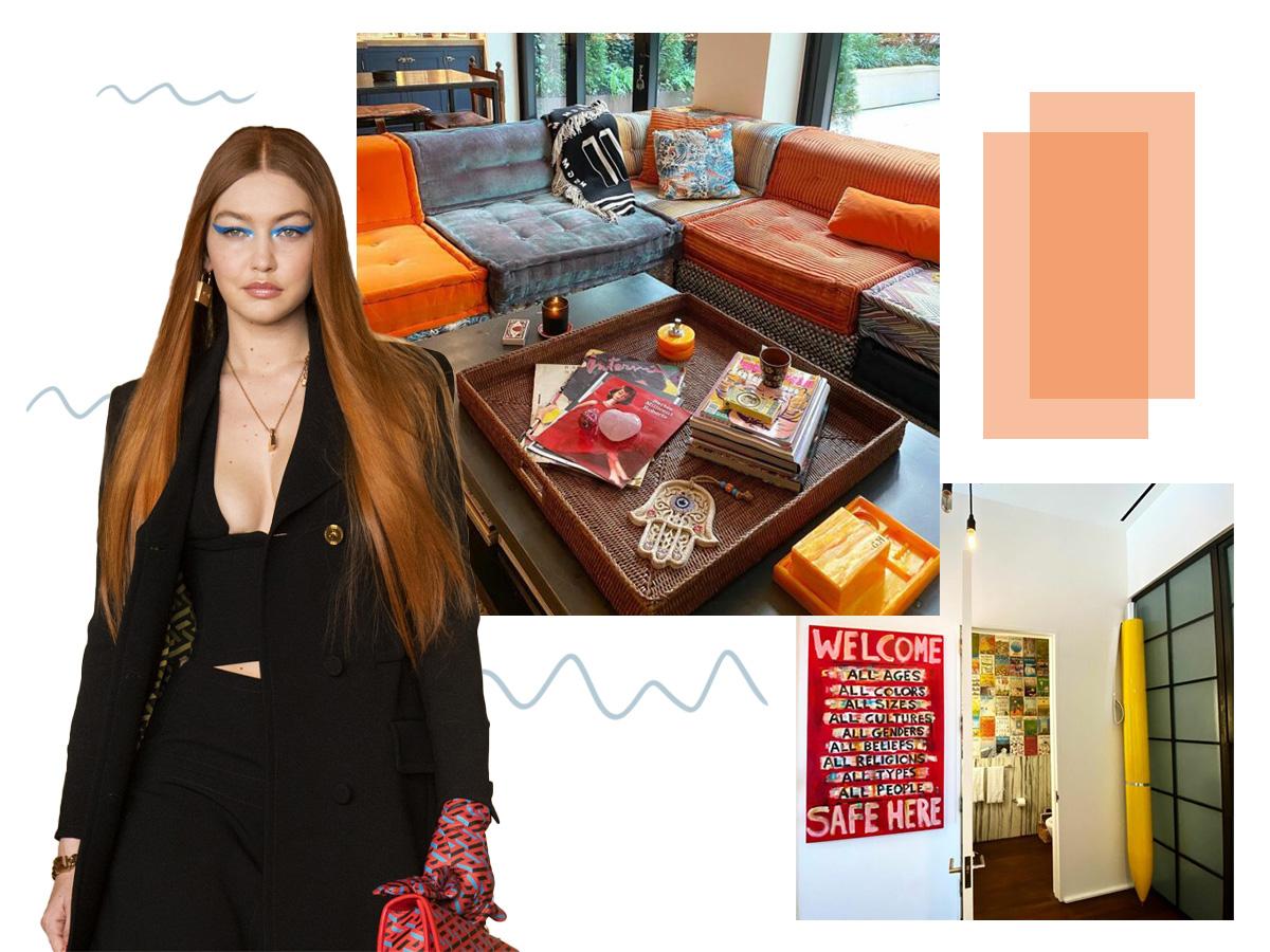 Δες το σπίτι της Gigi Hadid στην Νέα Υόρκη
