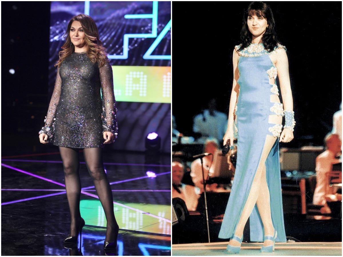 Καίτη Γαρμπή: Τι απέγινε το θρυλικό φόρεμα της Σήλιας Κριθαριώτη που φόρεσε στην Eurovision του 1993;