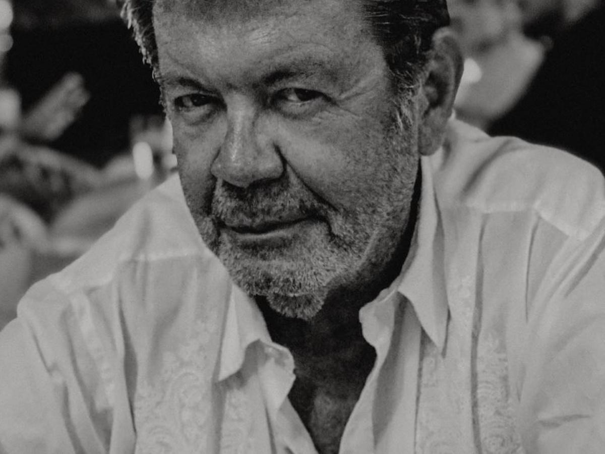 Γιάννης Λάτσιος: Η throwback φωτογραφία από την εποχή που ήταν φοιτητής