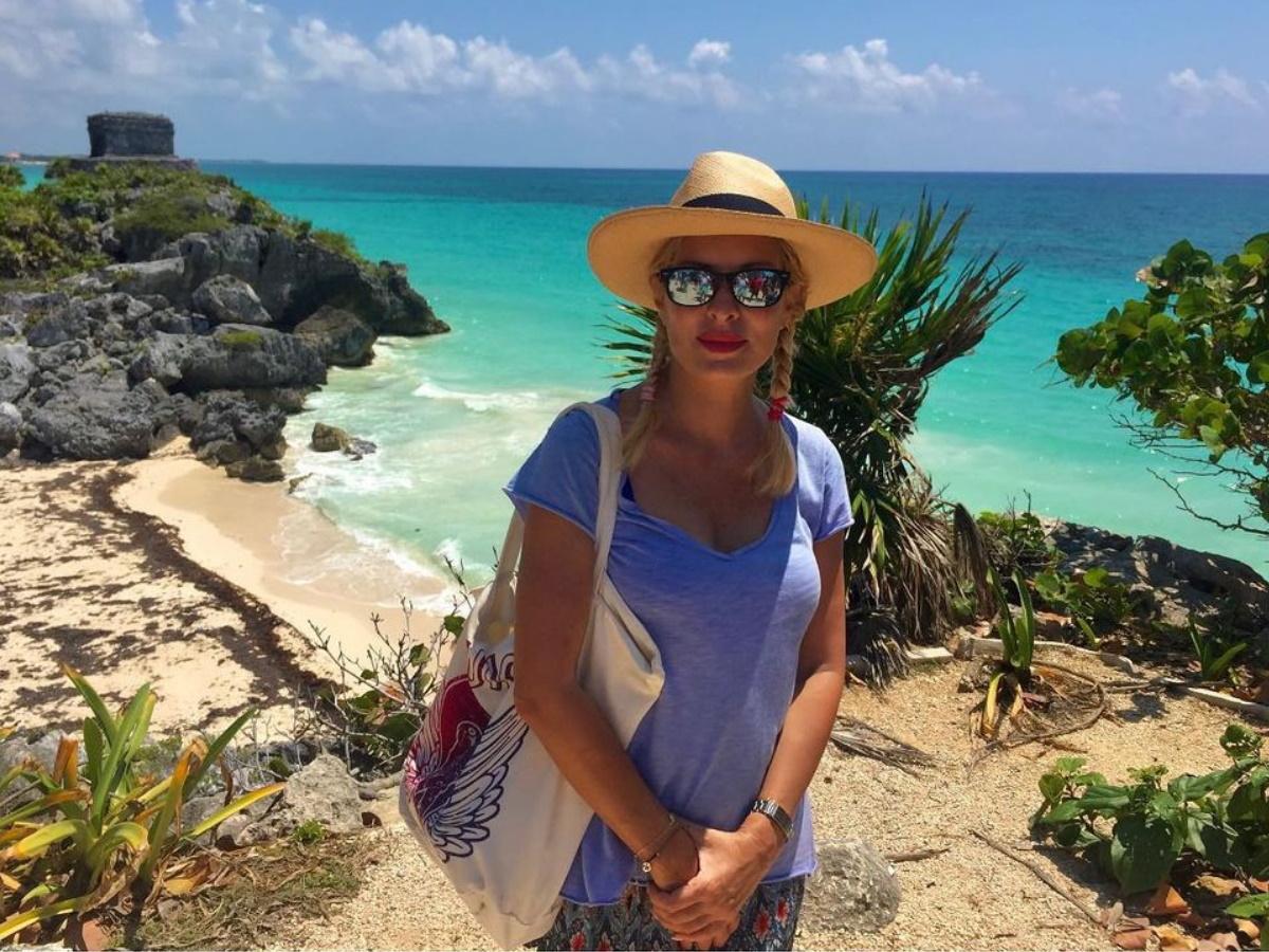 Ελένη Μενεγάκη: Η αποκάλυψη για το ταξίδι του μέλιτος με τον Μάκη Παντζόπουλο