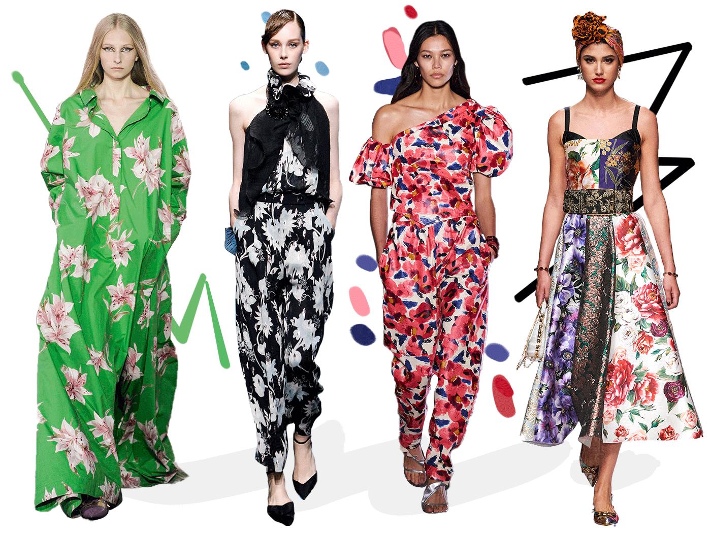 Floral: Το αγαπημένο ανοιξιάτικο trend είναι και φέτος στα must της σεζόν