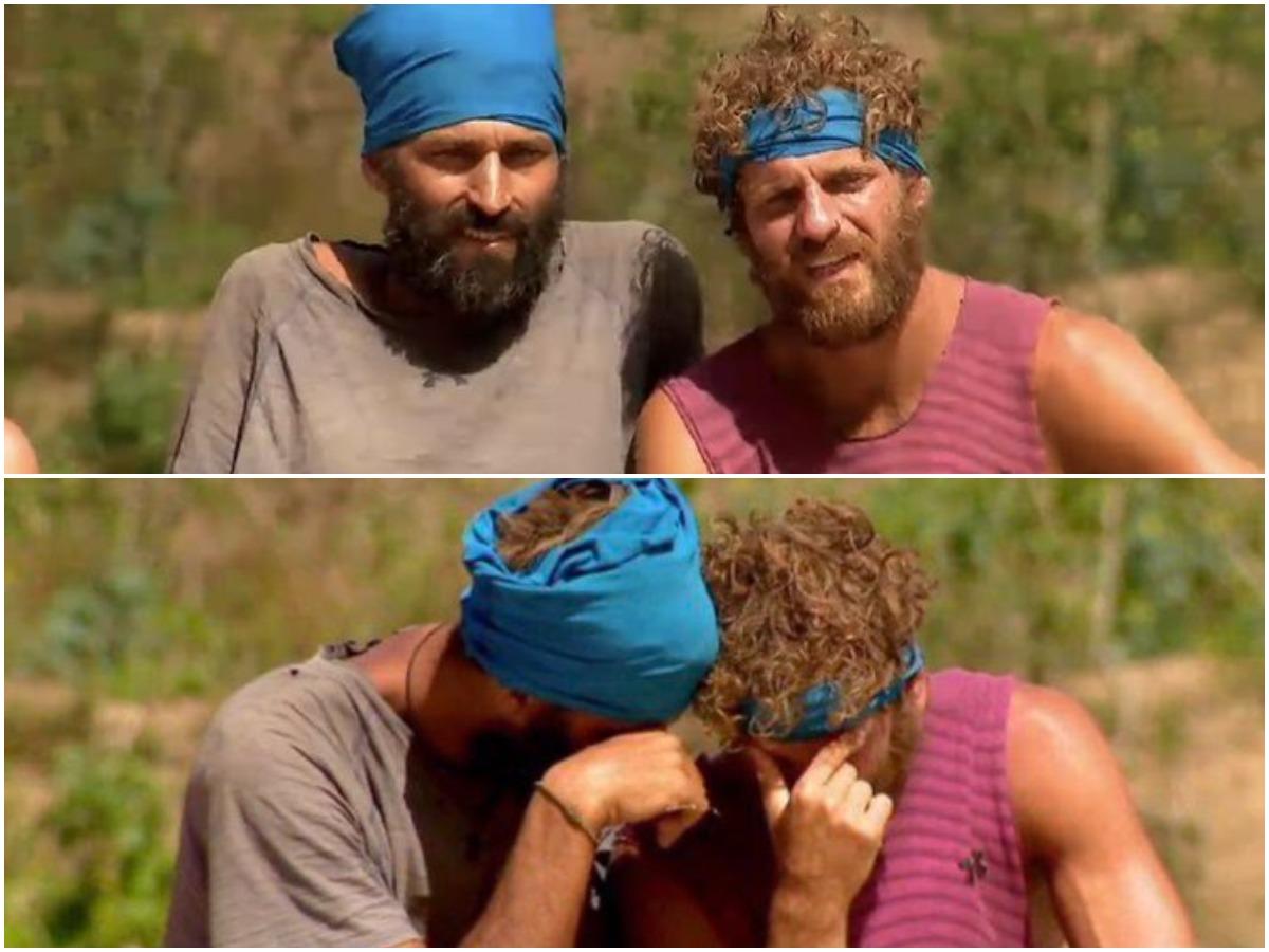 Survivor: Τρελό πάρτι στο twitter με Αλέξη και Chris – Οι ατάκες που θα σε κάνουν να δακρύσεις από τα γέλια