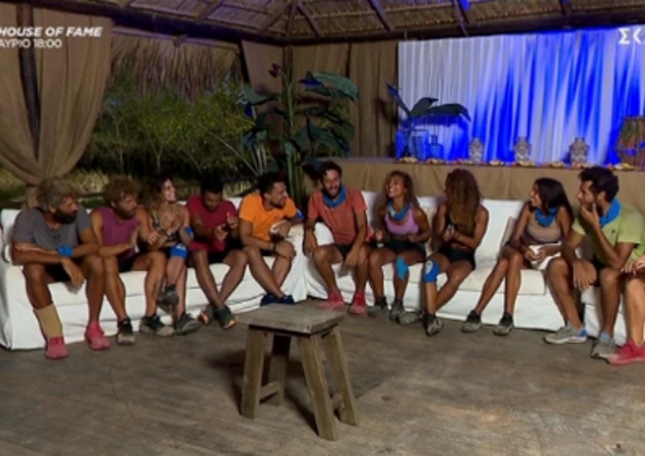 Survivor: Συγκίνηση και δάκρυα χαράς για τη μπλε ομάδα στο έπαθλο επικοινωνίας