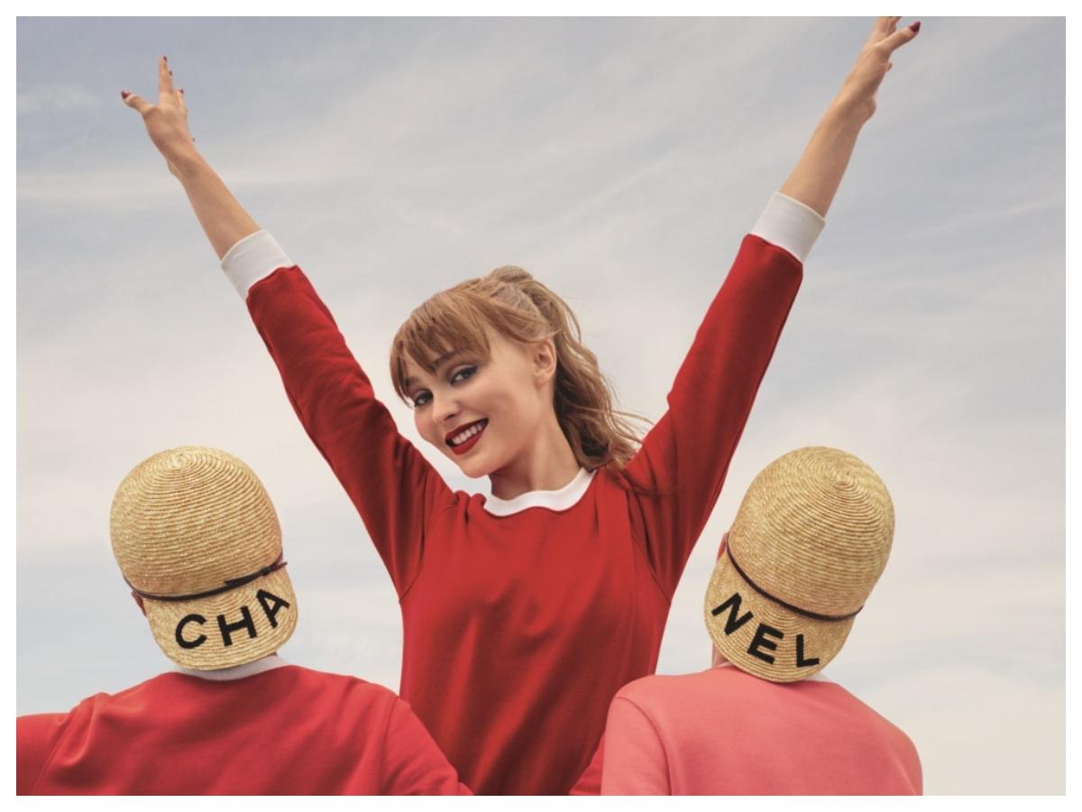 Η Lily-Rose Depp πρωταγωνιστεί στη νέα καμπάνια της Chanel (και αυτά τα κραγιόν τα θέλουμε)!