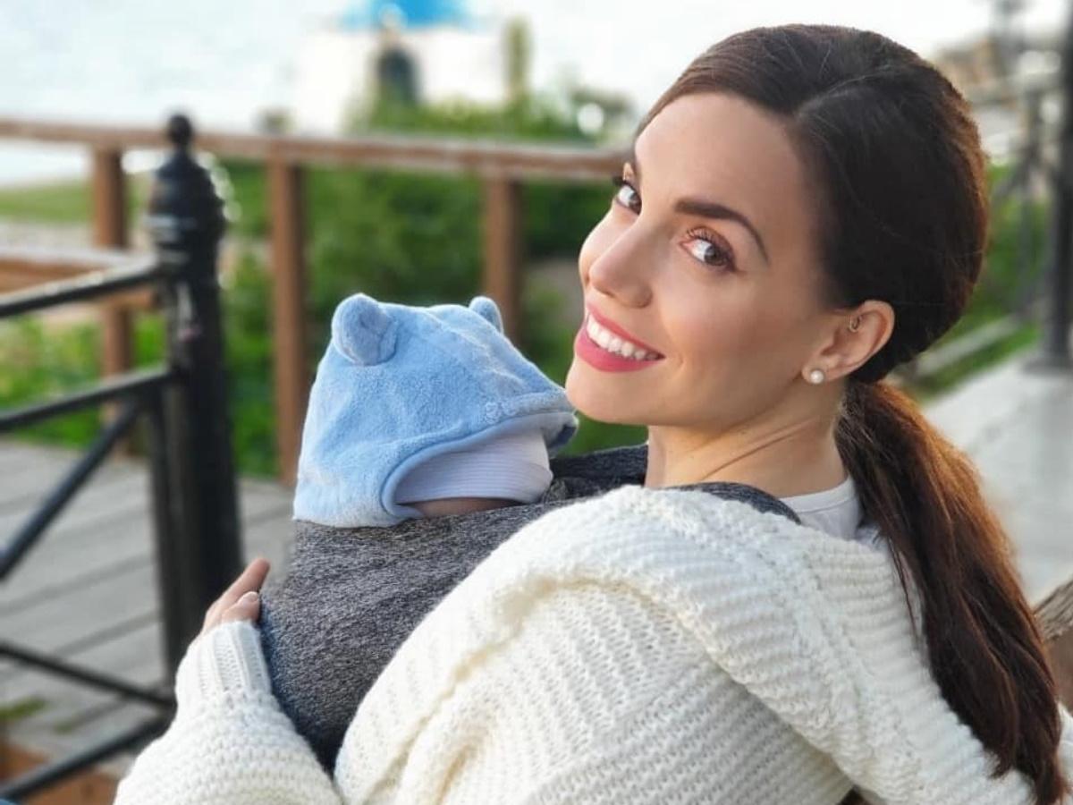 Kρυσταλλία: Οι νέες φωτογραφίες με τον γιο της είναι ό,τι πιο γλυκό έχεις δει