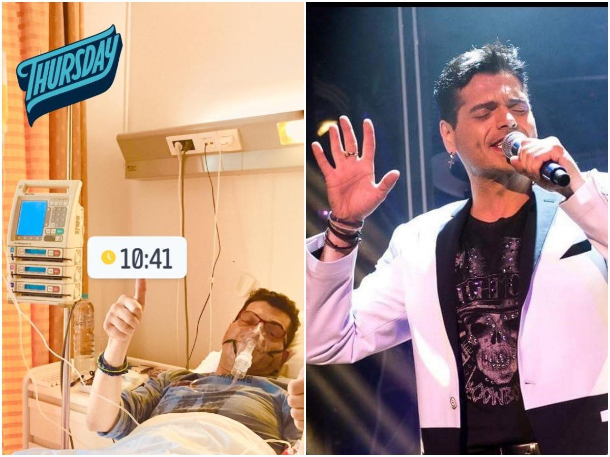 Γιώργος Δασκαλάκης: Σε σοβαρή κατάσταση ο τραγουδιστής – Τι λέει στο TLIFE, μέσα από το νοσοκομείο