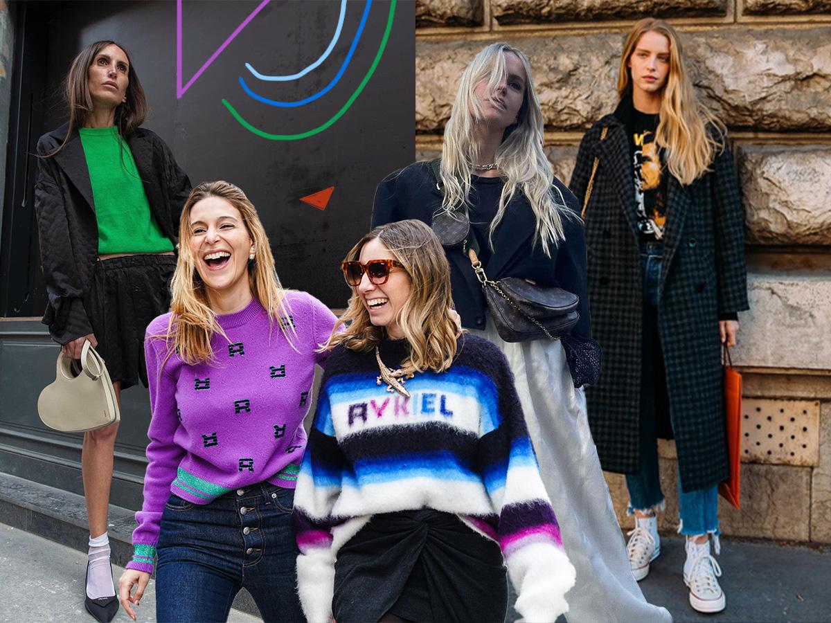 Tα πιο ωραία street style από την Εβδομάδα Μόδας στο Παρίσι