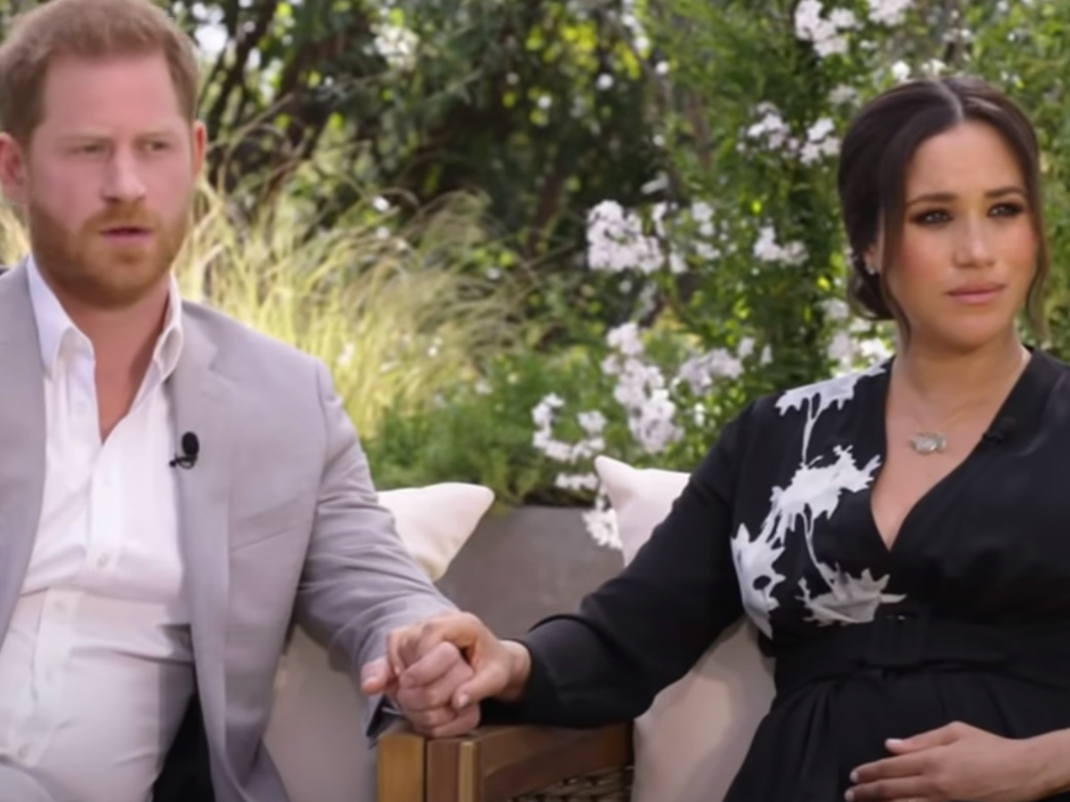 Πρίγκιπας Χάρι – Μεγκαν Μαρκλ: Τα πρώτα πλάνα από την πολυαναμενόμενη συνέντευξη στην Όπρα Γουίνφρεϊ