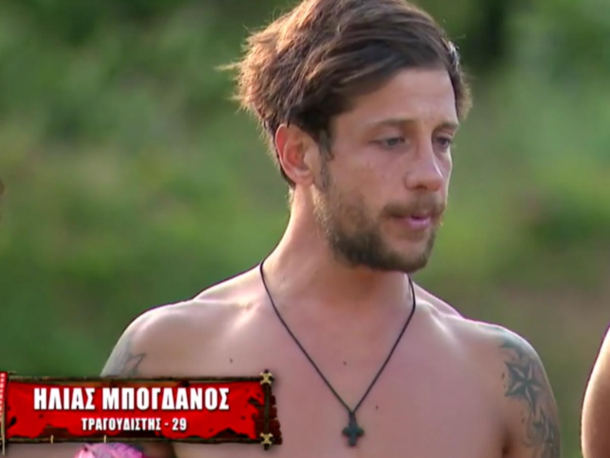 Survivor: Ο Ηλίας Μπόγδανος ζήτησε συγγνώμη