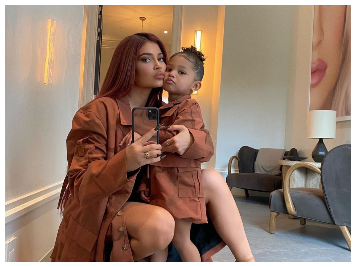 Το χτένισμα που έκανε η Kylie Jenner στην κόρη της