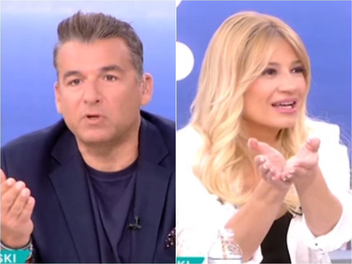 """Πυρ και μανία ο Λιάγκας: """"Έχουμε χάσει τα αβγά και τα πασχάλια"""" – Σκορδά: """"Να σέβεσαι πώς αισθάνονται"""""""
