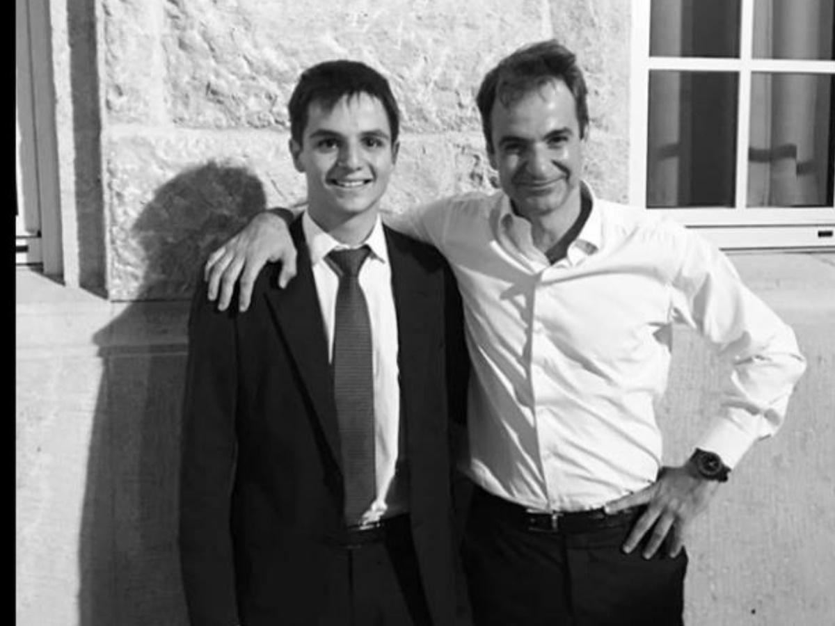 Κυριάκος Μητσοτάκης: Οι ευχές του γιου του Κωνσταντίνου και η απίστευτη παρομοίωση με γνωστό υπερήρωα