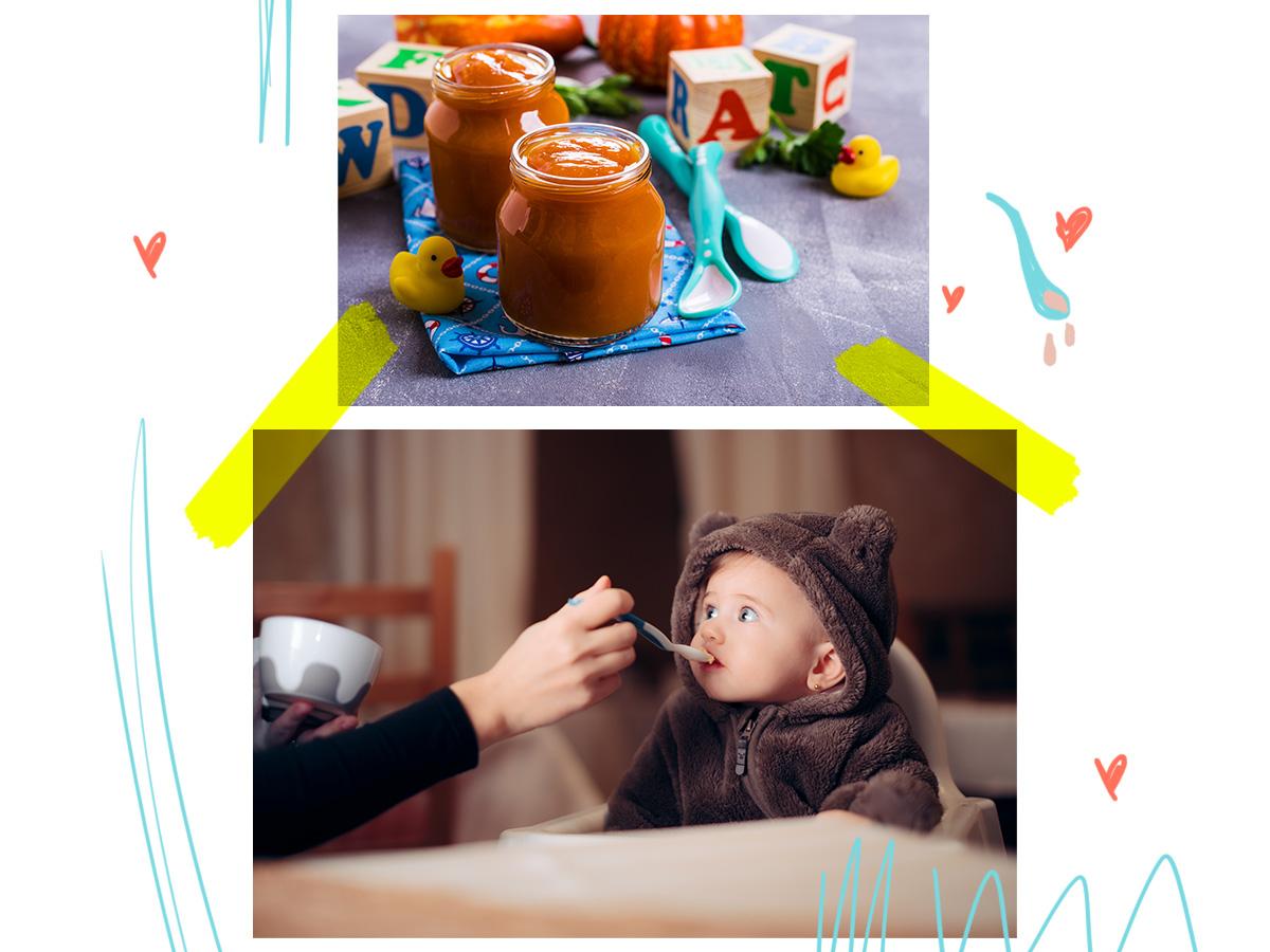 Βρεφικές φρουτόκρεμες: Οι θρεπτικές συνταγές που θα αγαπήσει το μωρό σου