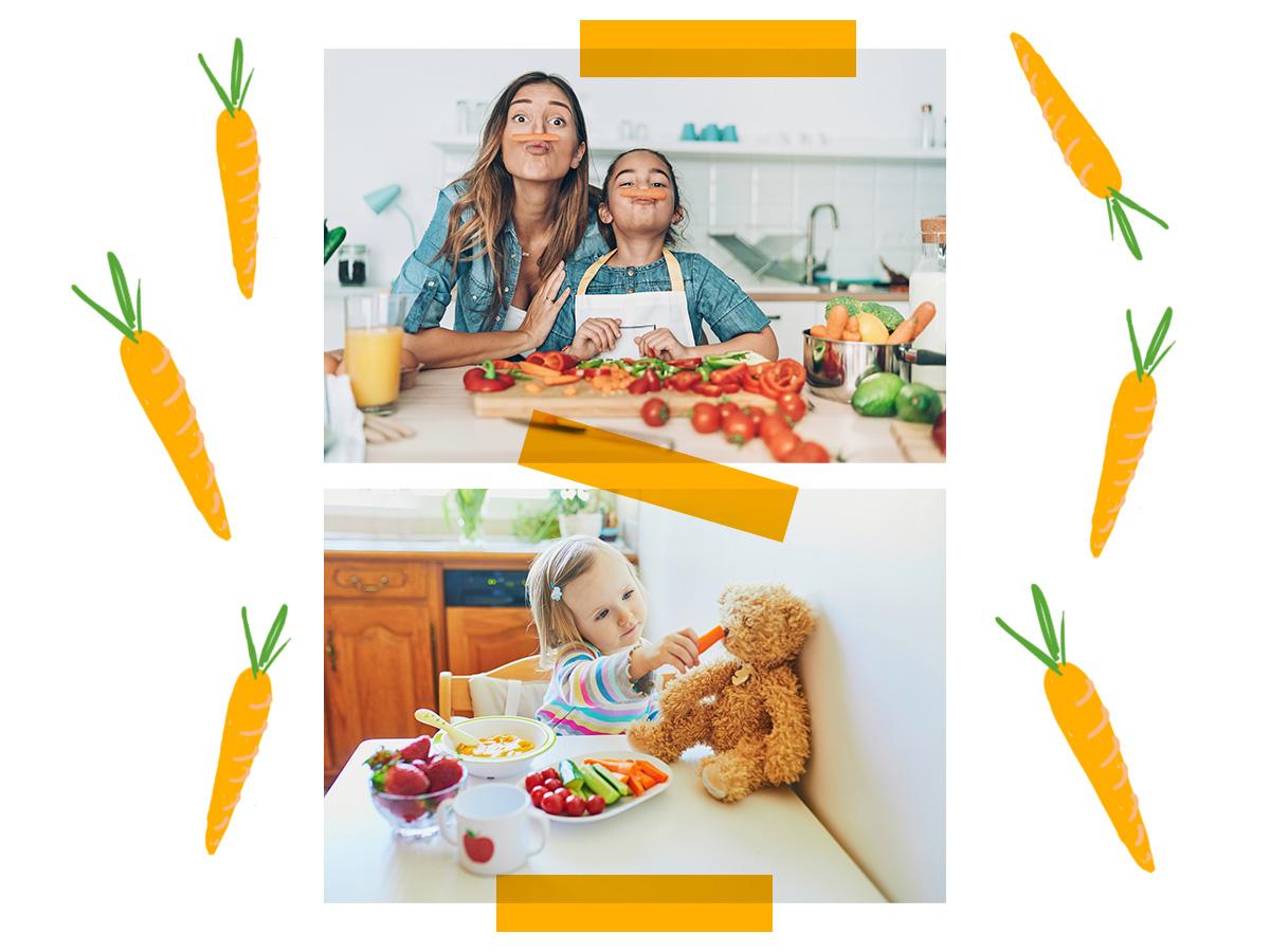 Καρότο: Τα οφέλη του στην υγεία του παιδιού που καλό είναι να γνωρίζεις