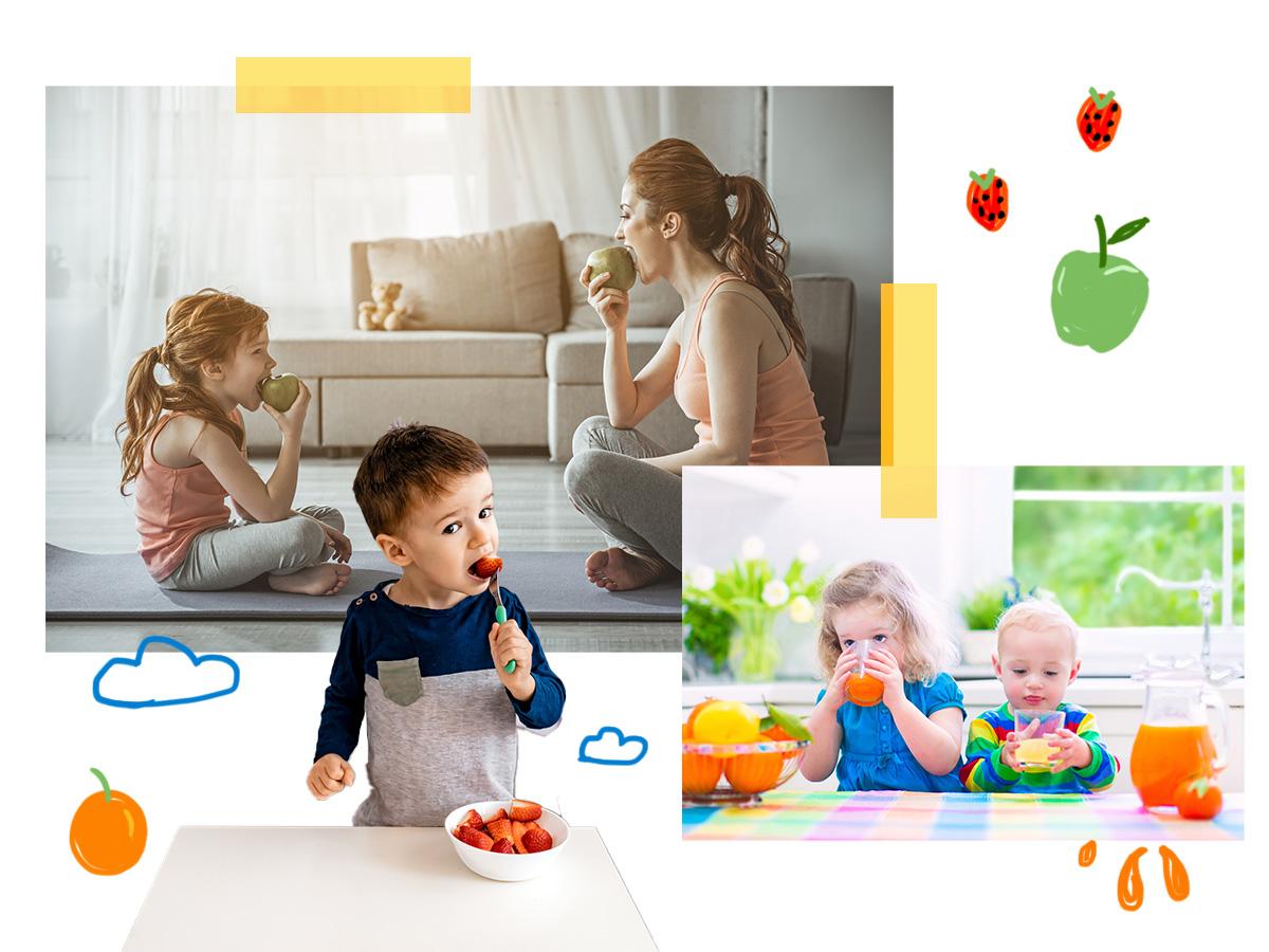 Παιδική διατροφή: Μερικά υγιεινά σνακ που μπορείς να ετοιμάσεις στο μικρό σου αυτό το ΣΚ