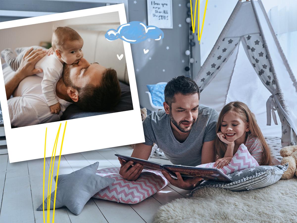 5 πρακτικοί τρόποι που οι μπαμπάδες μπορούν να βοηθήσουν τις νέες μαμάδες