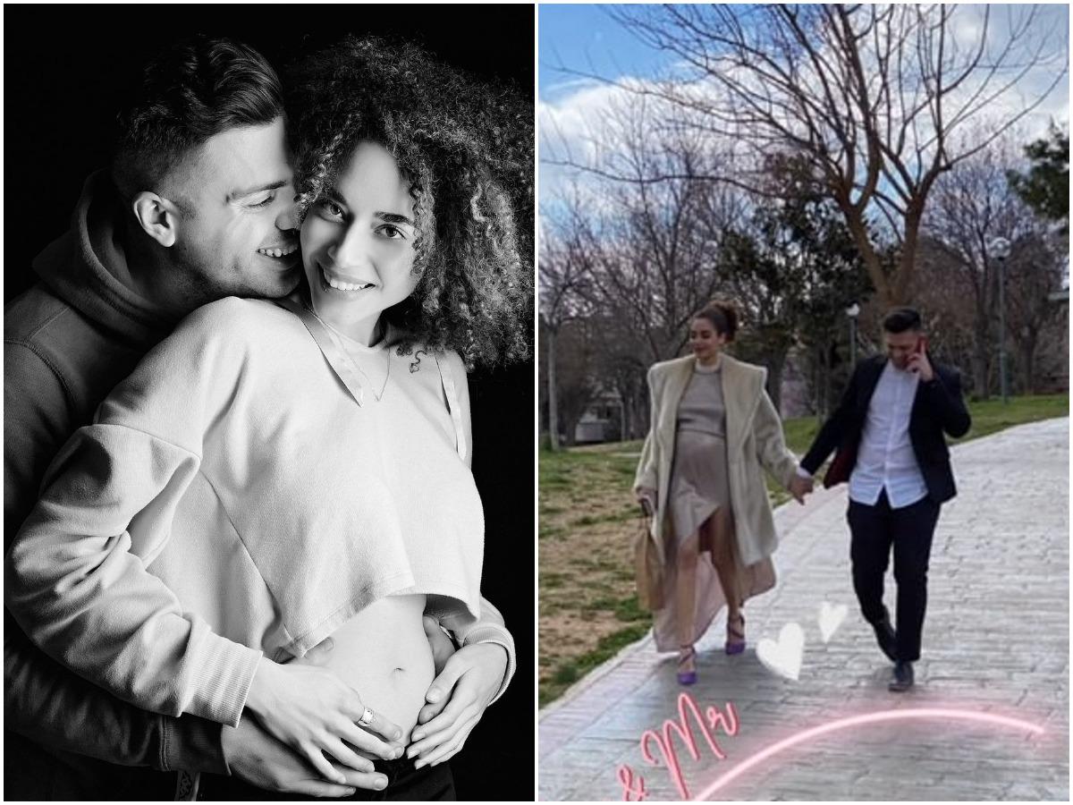 Μαριάννα Παινέση: Το μοντέλο του GNTM παντρεύτηκε λίγο πριν γίνει μητέρα για πρώτη φορά