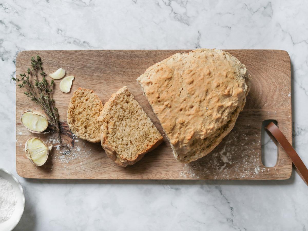 Συνταγή για σπιτικό ψωμί μπίρας
