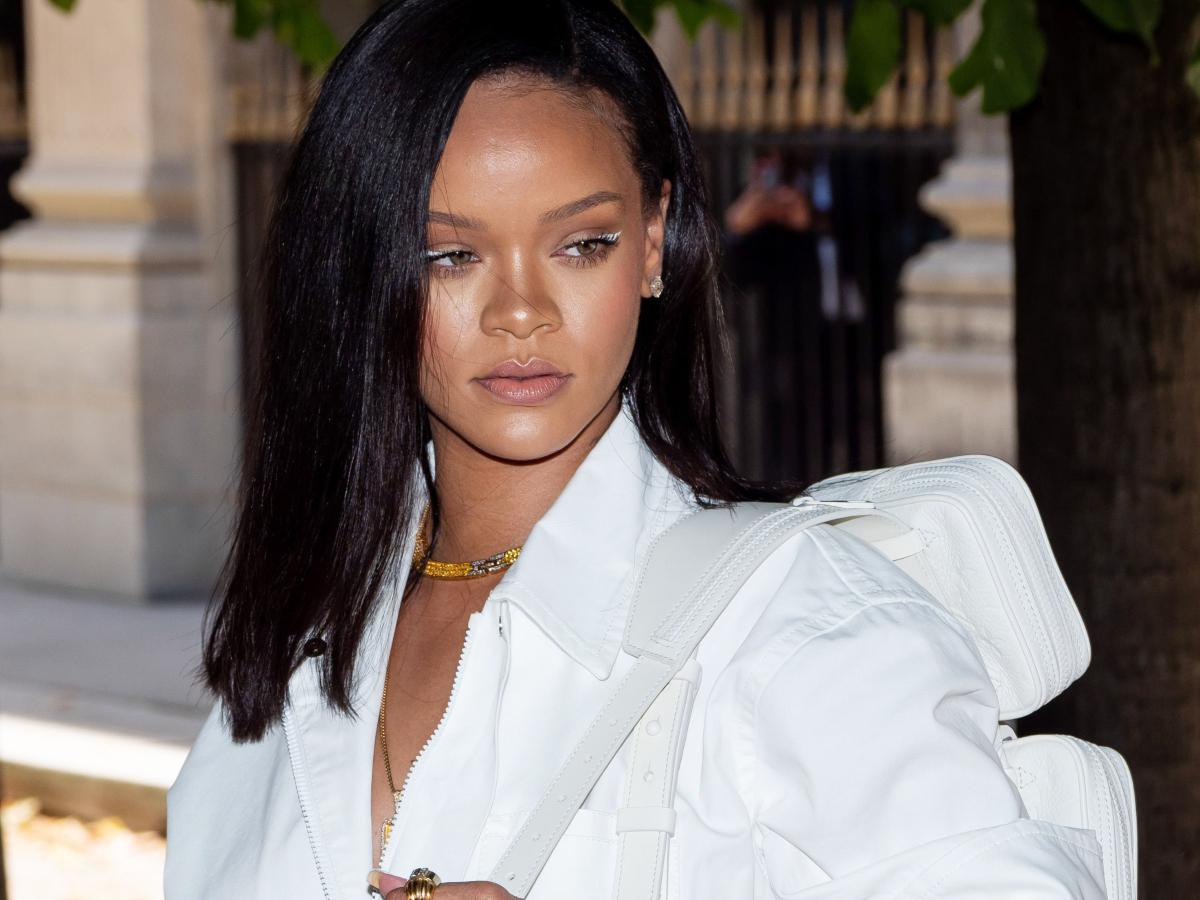 Η Rihanna πάει…super market! Δες τι φόρεσε
