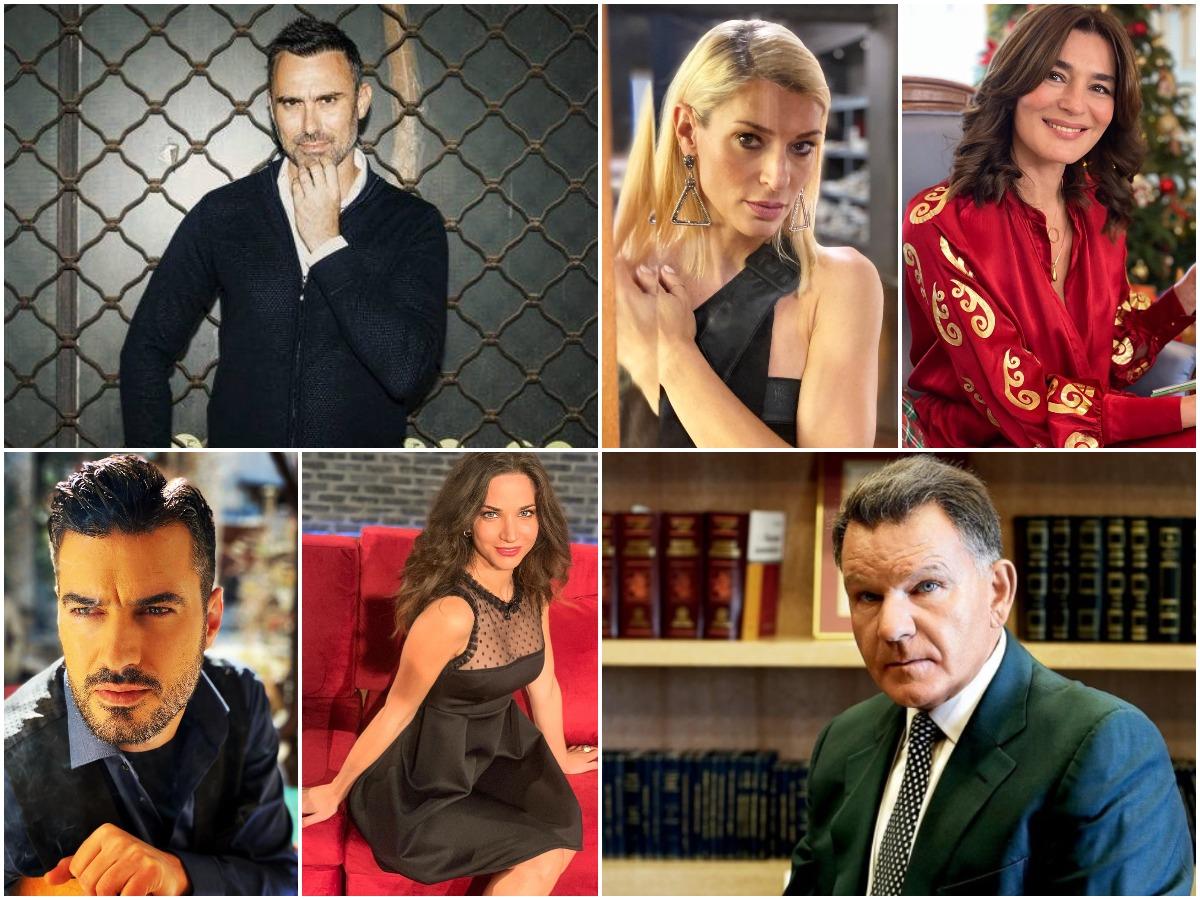 Οι Έλληνες ηθοποιοί στο πλευρό του Γιώργου Καπουτζίδη – Οι αντιδράσεις τους μετά τις δηλώσεις του Αλέξη Κούγια
