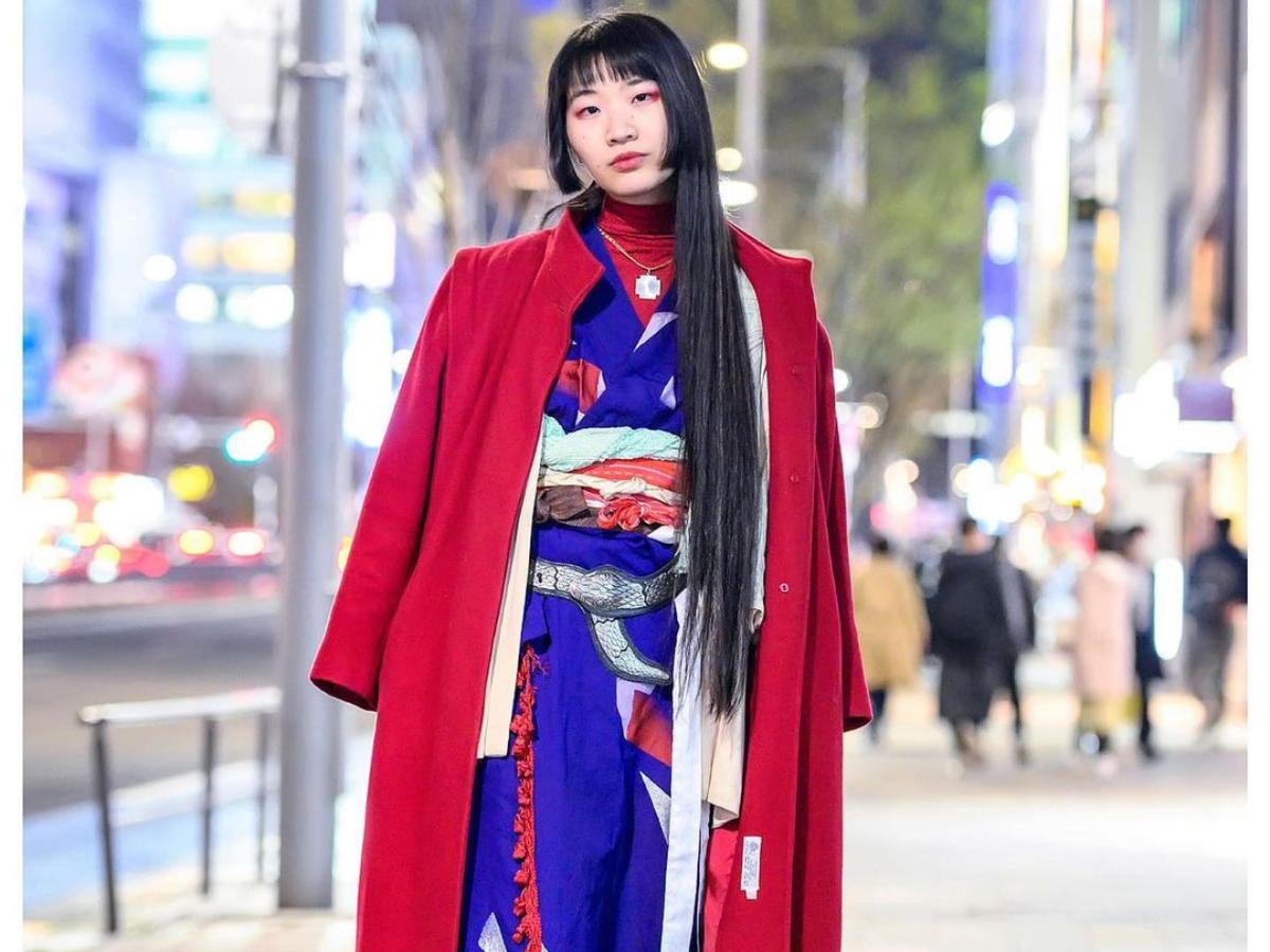 Tα πιο εκκεντρικά street style από την Τokyo Fashion Week