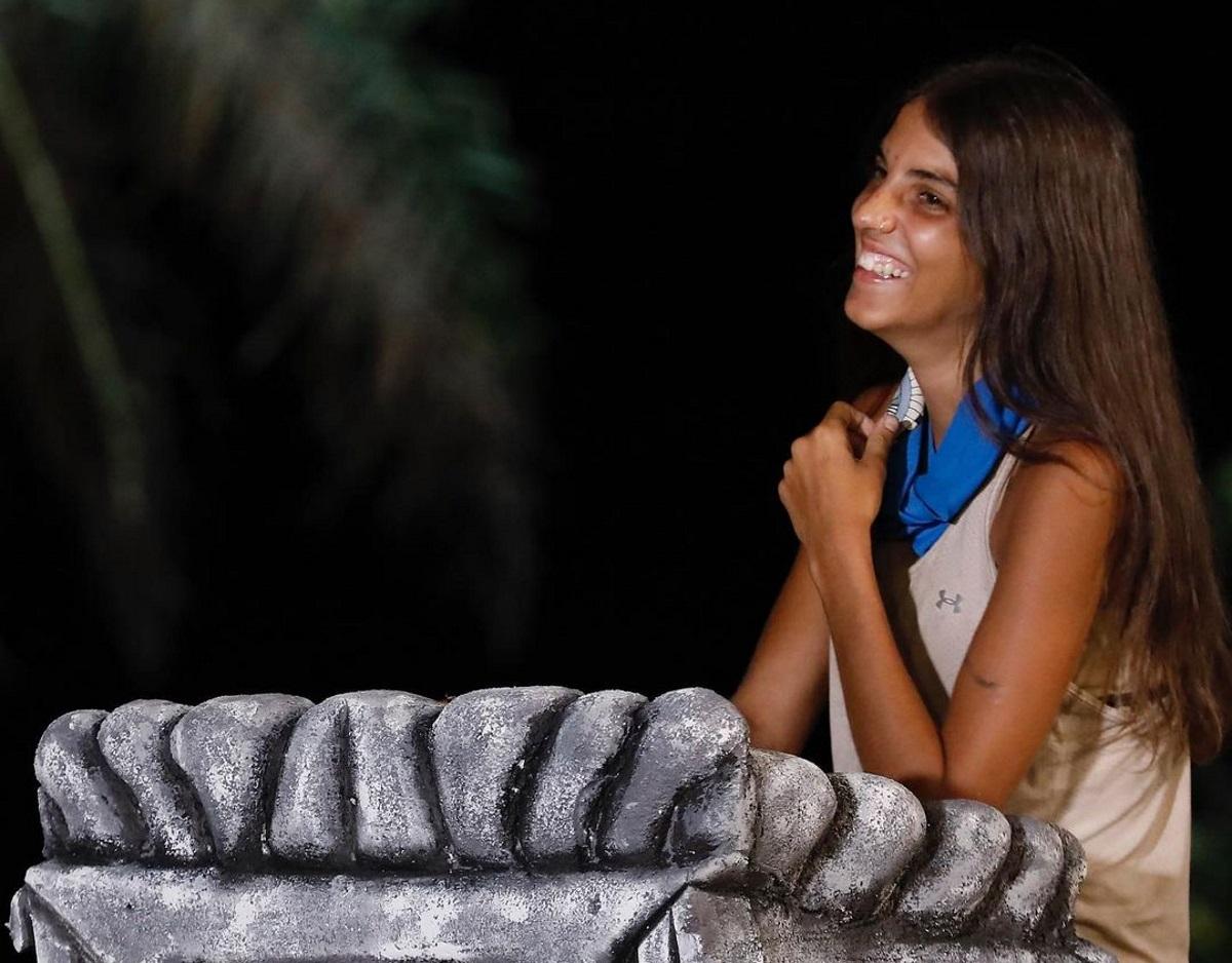 """Άννα Μαρία Βέλλη: """"Καρφώνει"""" την παραγωγή του Survivor για το έπαθλο με τα δελφίνια"""