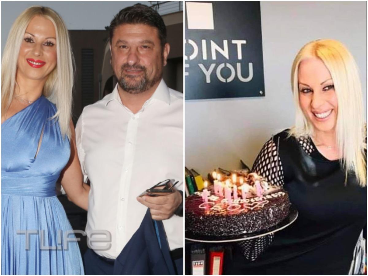 Nίκος Χαρδαλιάς: Οι πιο γλυκιές δημόσιες ευχές στη σύζυγό του Γιώτα Παναγιωτοπούλου