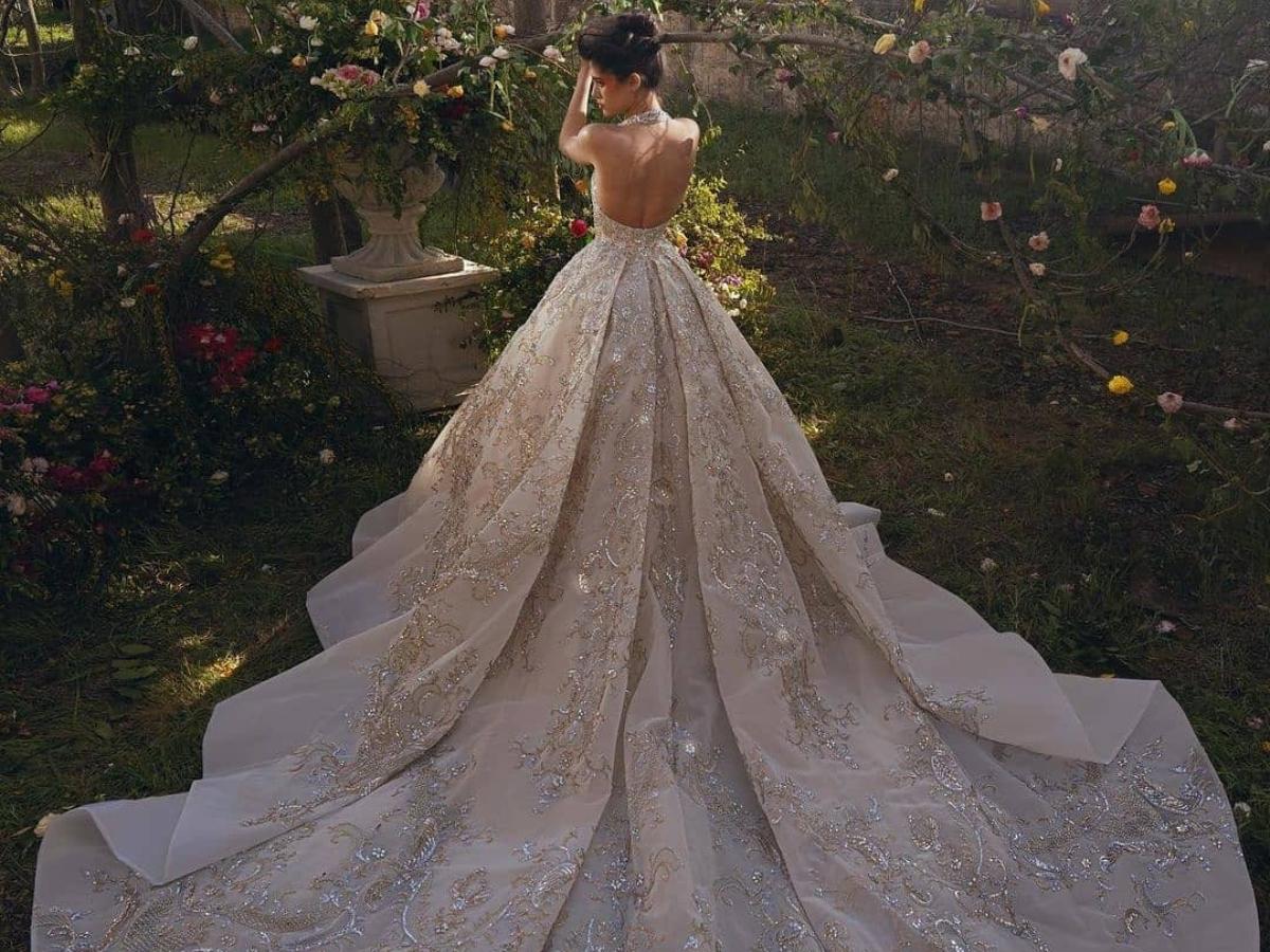 Η παραμυθένια Bridal συλλογή του Rami Kadi