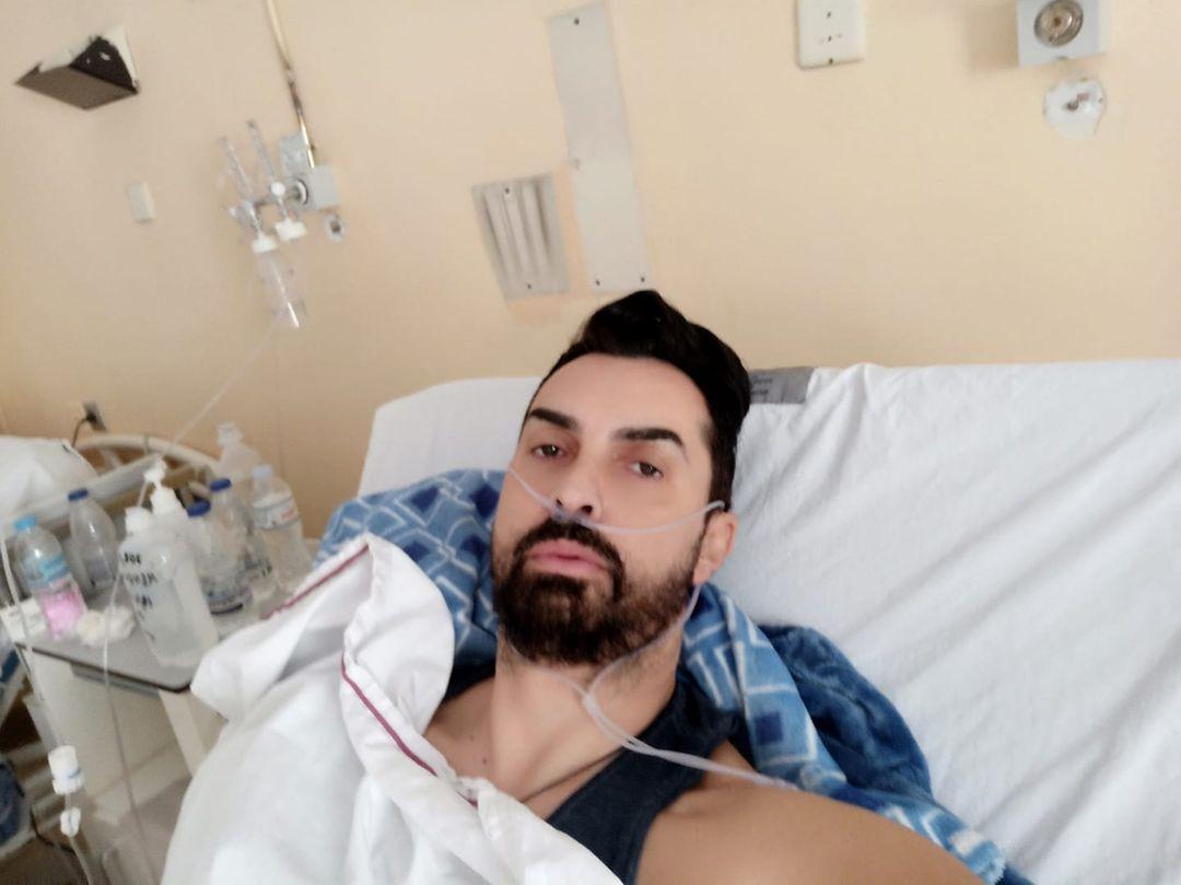 Δύσκολες ώρες για τον Κωνσταντίνο Μενούνος-Νοσηλεύεται στο Τζάνειο με κορονοϊό
