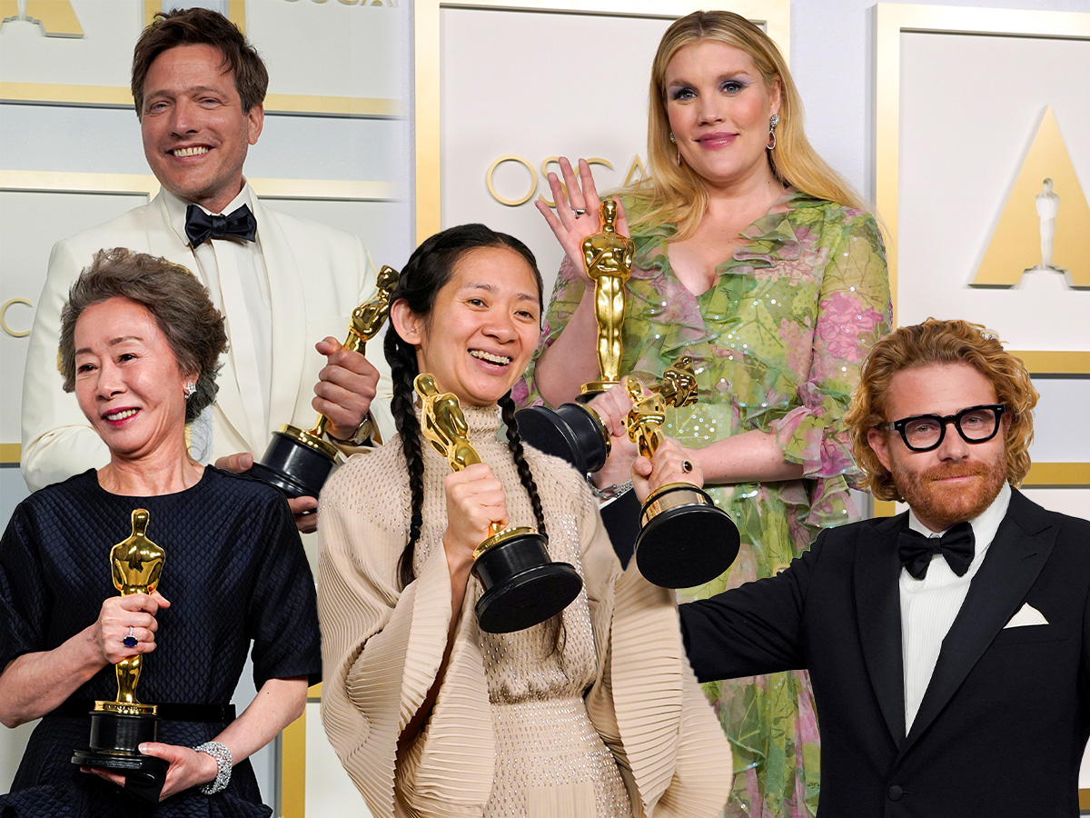 """Βραβεία Όσκαρ: Οι μεγάλοι νικητές της λαμπερής βραδιάς – Σάρωσε το """"Nomadland"""""""