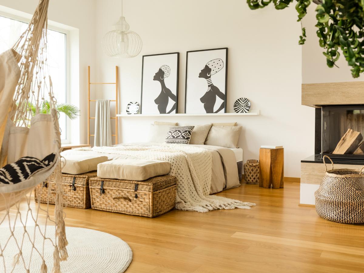 Πώς να κάνεις την κρεβατοκάμαρά σου πιο stylish και lux