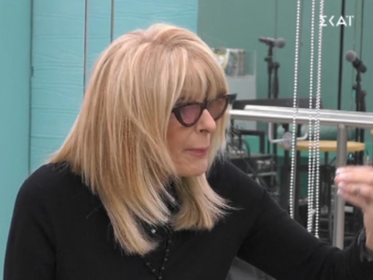 "House of Fame: Η Εύη Δρούτσα μπήκε στη μουσική ακαδημία και τα ""έχωσε"" στους παίκτες – ""Nα σε πιάσω  απ' το μαλλί…"""