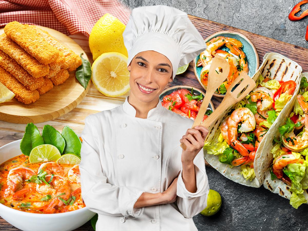 5 light συνταγές με θαλασσινά για να απολαμβάνεις τη γεύση τους χωρίς τύψεις