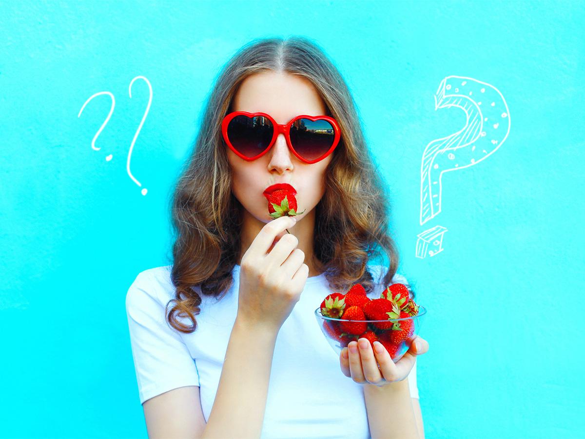 Έχεις απορίες γύρω από το αδυνάτισμα και τη σωστή διατροφή; Η ειδικός σου απαντά