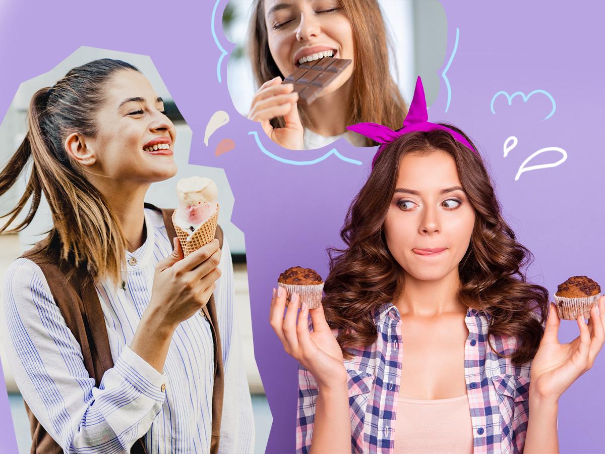 Έντονη επιθυμία για γλυκό: Τι την προκαλεί και πώς θα την νικήσεις χωρίς να χαλάσεις τη σιλουέτα σου