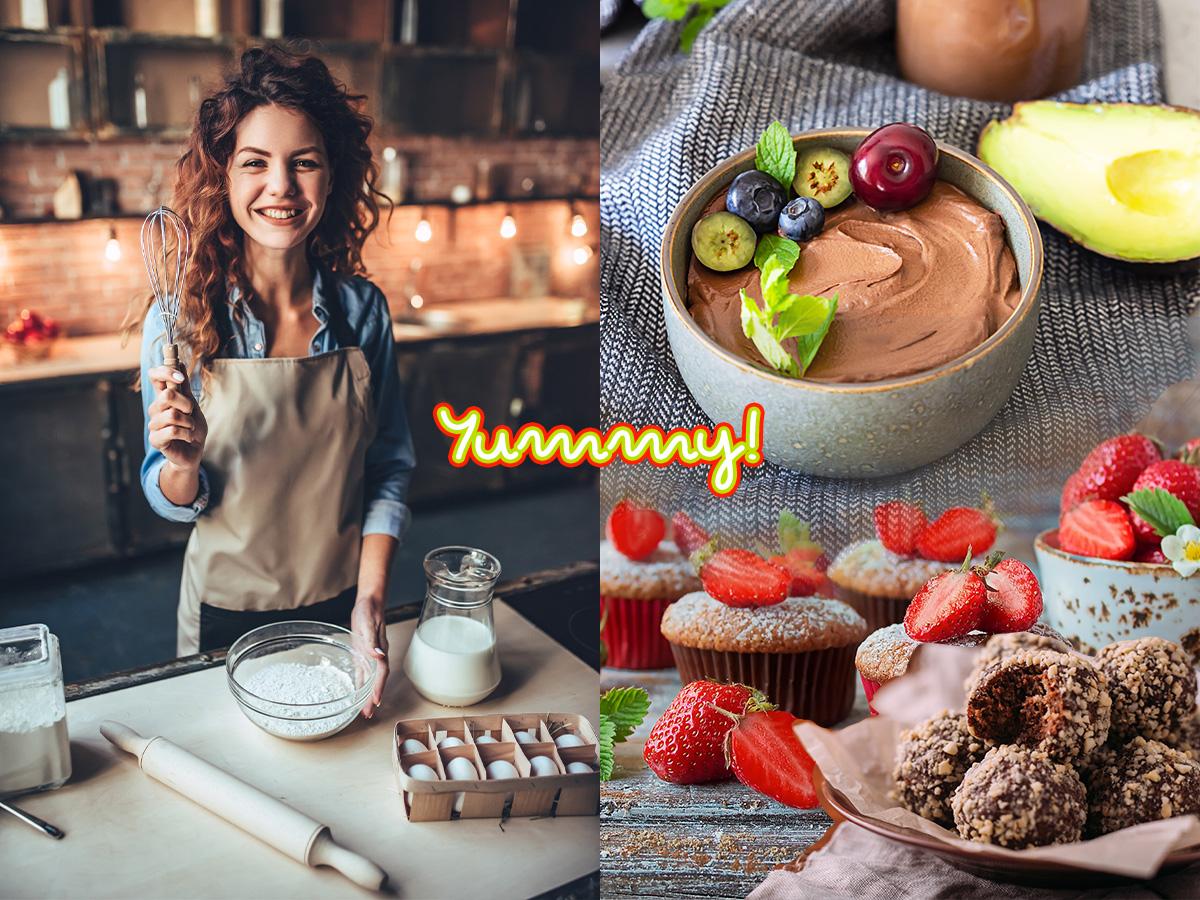 Νηστίσιμα γλυκά: 5 συνταγές με λιγότερες από 300 θερμίδες για απόλαυση χωρίς ενοχές
