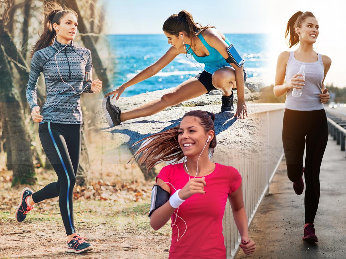 Τρέξιμο: 5 μυστικά για να κάψεις περισσότερες θερμίδες