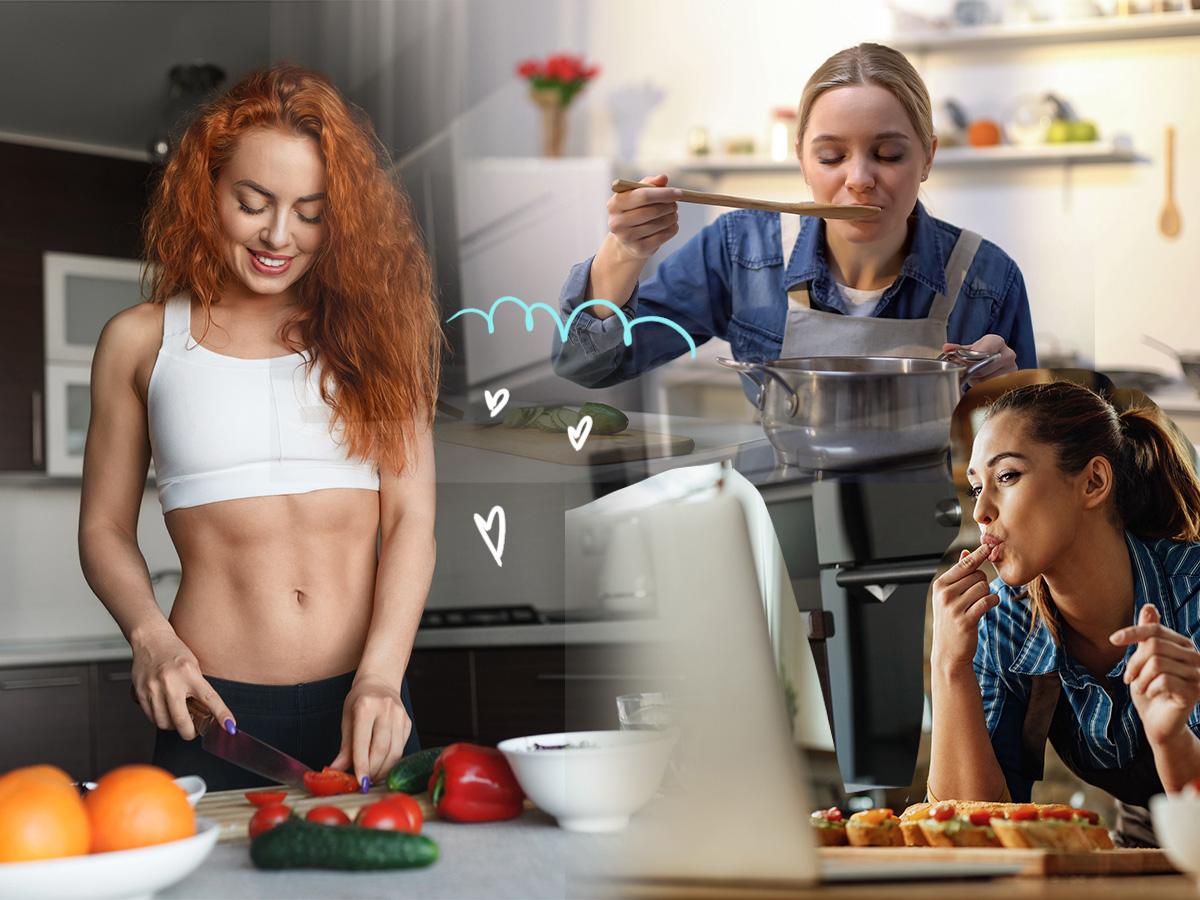 Σου αρέσει να μαγειρεύεις; Πώς θα κάνεις τα φαγητά σου πιο light και θα αδυνατίσεις