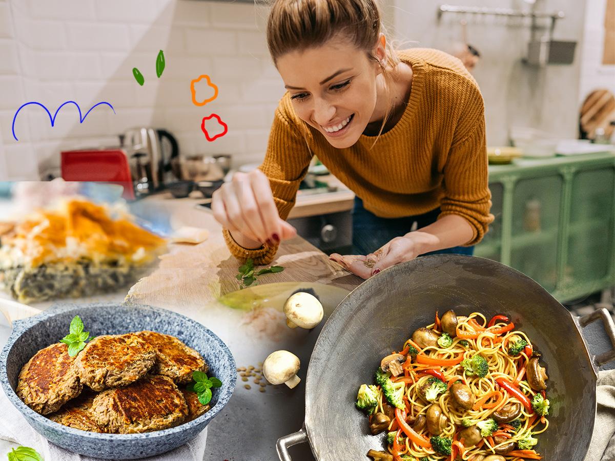 Νηστεία: 5 αλμυρές συνταγές με λιγότερες από 300 θερμίδες για να δώσεις γεύση στη Σαρακοστή σου
