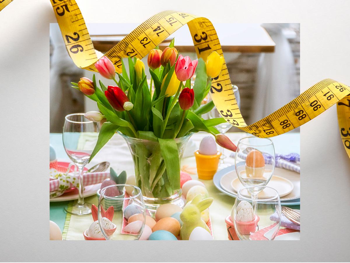 Το τραπέζι του Πάσχα: Τι πρέπει να προσέξεις για να μην πάρεις κιλά