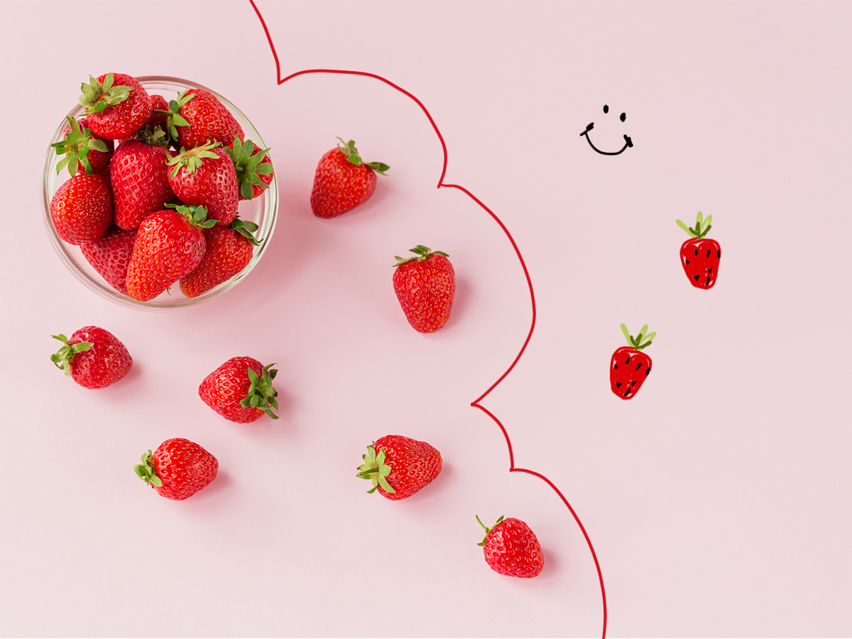 Φράουλες: Το κατακόκκινο ανοιξιάτικο φρούτο που σε αδυνατίζει