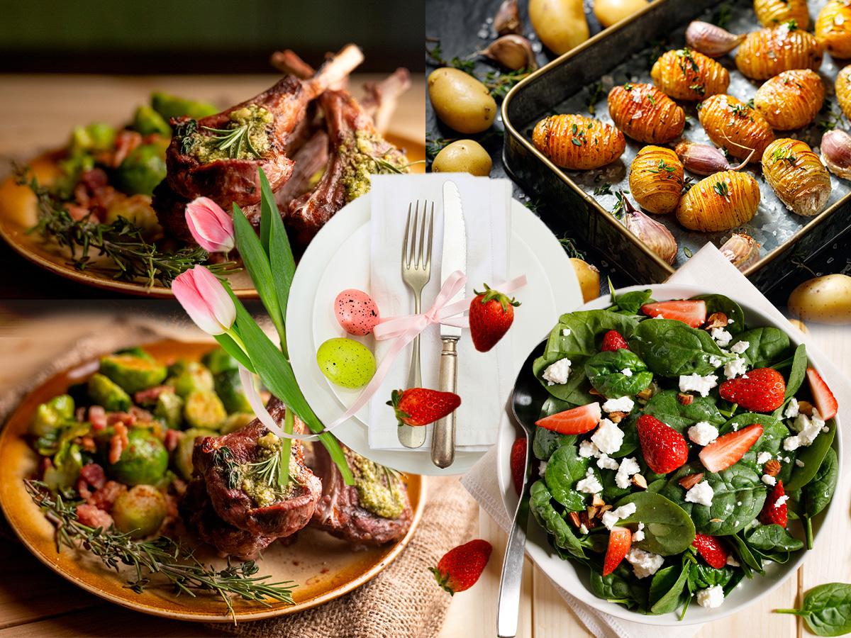 Πασχαλινό τραπέζι: 5 συνταγές που θα νοστιμίσουν το φετινό Πάσχα