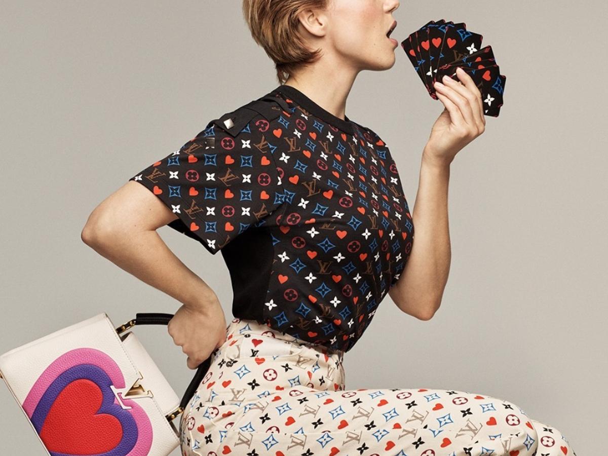 Yφάσματα Louis Vuitton και Dior με 4 δολάρια το μέτρο σε νέο online κατάστημα