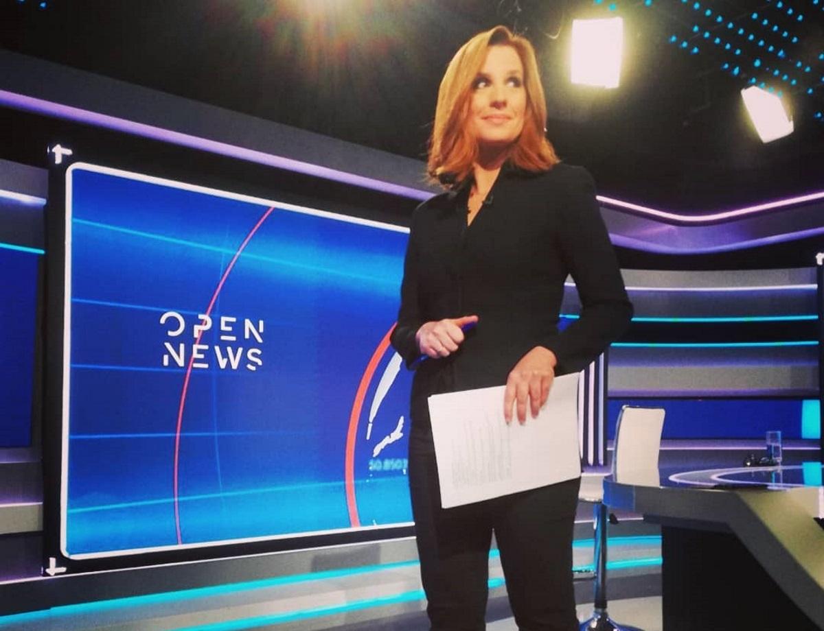 Νίκη Λυμπεράκη: Το πρώτο δημόσιο μήνυμα μετά την αποχώρησή της από το Open TV