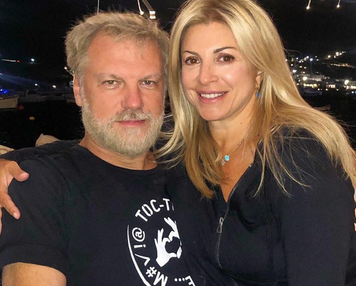 Κώστας Σπυρόπουλος: Νοσηλεύεται στο νοσοκομείο με κορονοϊό – Θετική και η Χριστίνα Πολίτη
