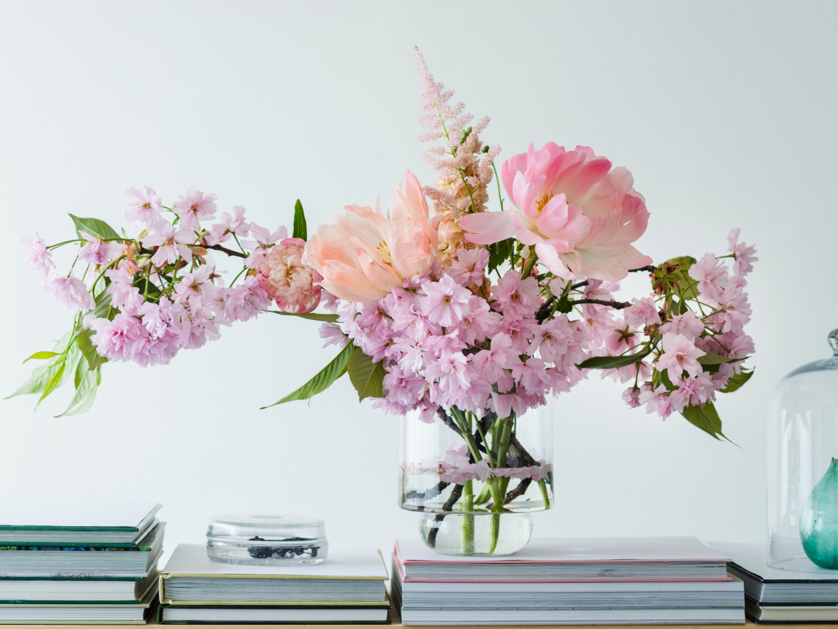 Πώς να διατηρήσεις ένα μπουκέτο λουλούδια περισσότερο καιρό