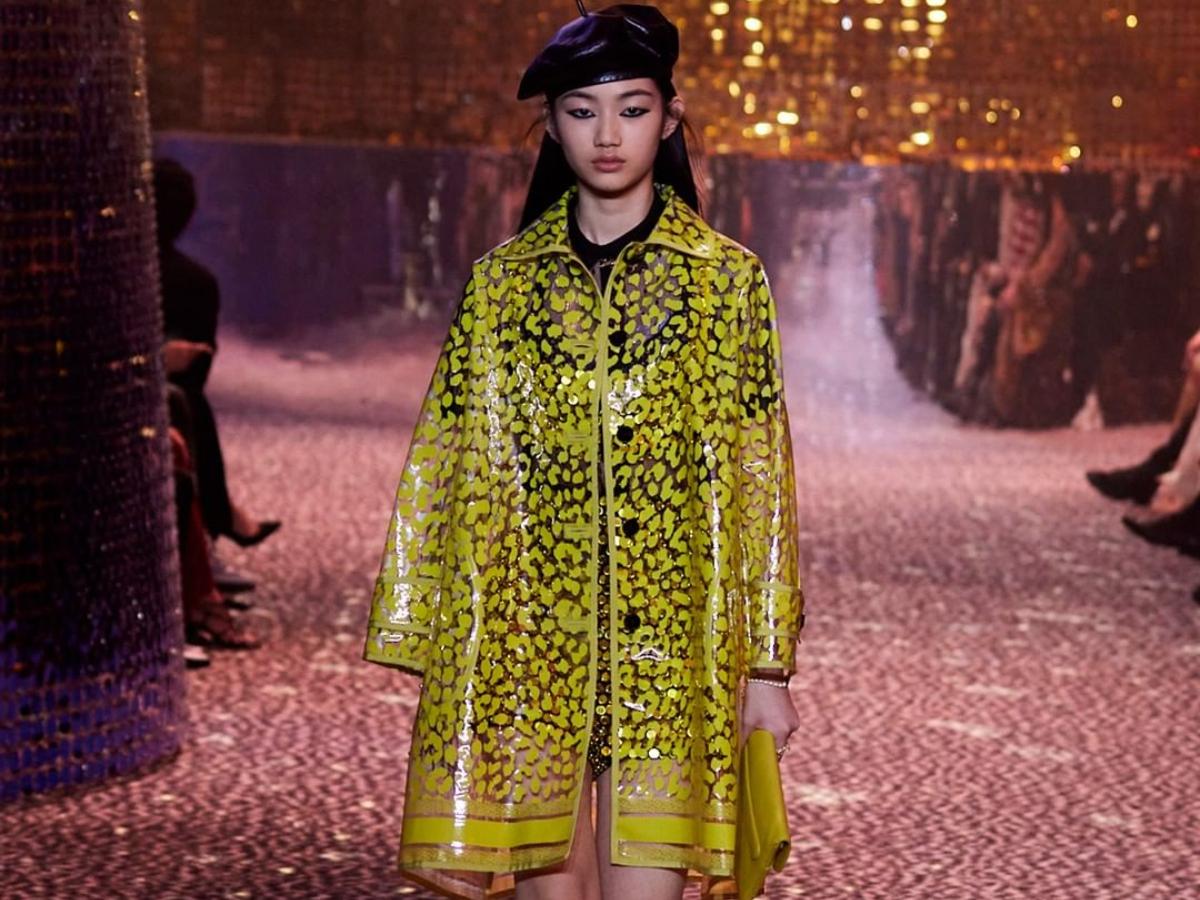 Το εντυπωσιακό show του  Dior στην Σαγκάη θύμιζε disco party